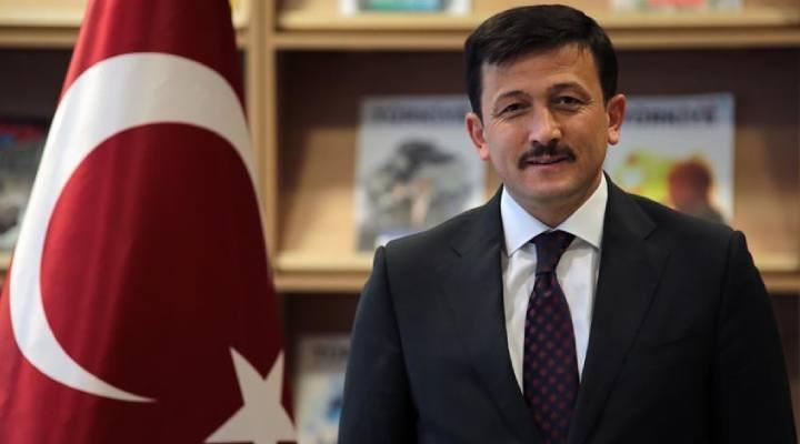 AK Parti Genel Başkan Yardımcısı Dağ'ın koronavirüs testi pozitif çıktı