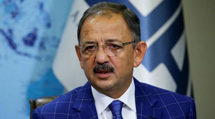 AK Parti Genel Başkan Yardımcısı Mehmet Özhaseki koronavirüse yakalandı.
