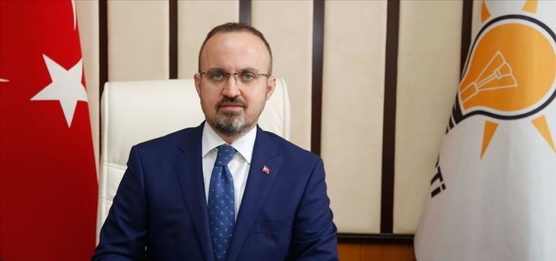 AK Parti'li Bülent Turan: Kılıçdaroğlu aday olursa ben de olurum