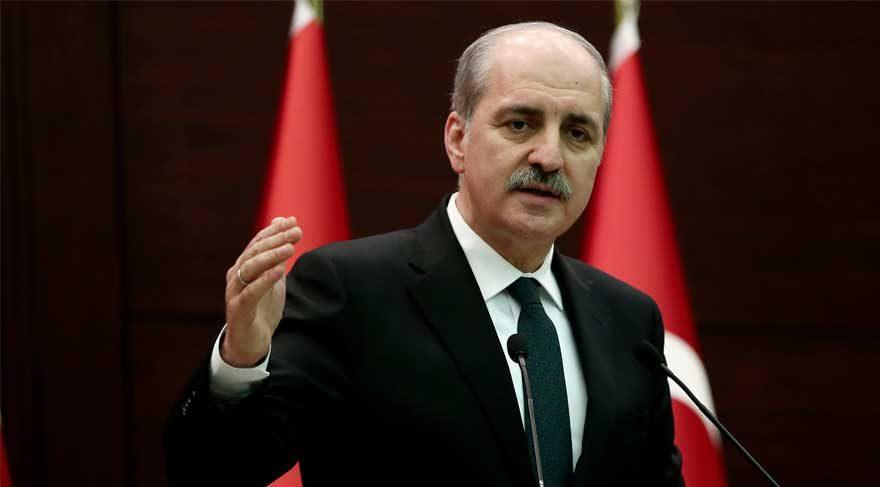 AK Parti'li Numan Kurtulmuş'tan erken seçim açıklaması