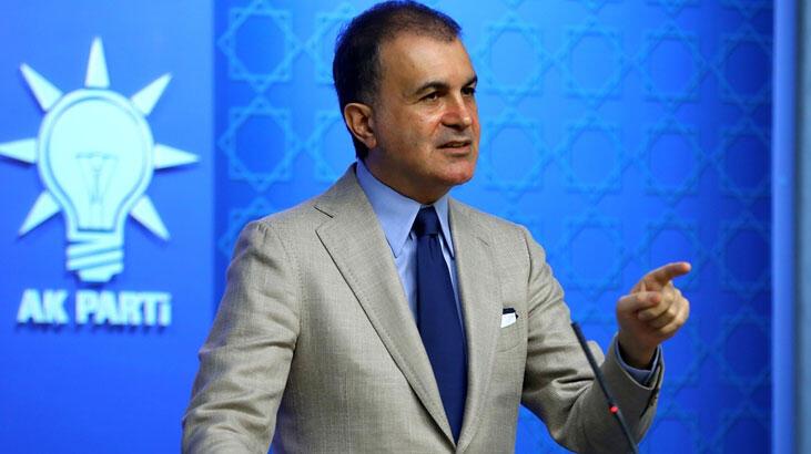 AK Parti Sözcüsü Çelik'ten AB'yi toplantıya çağıran Yunanistan'a ilk tepki
