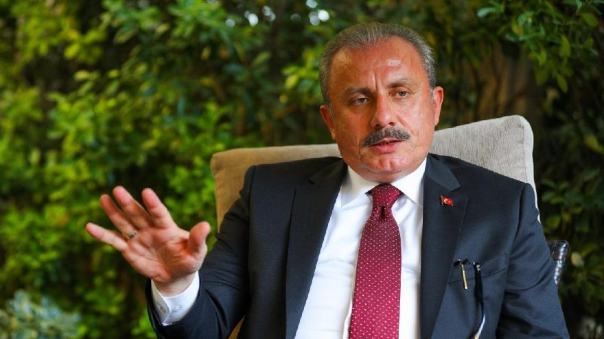AK Partili Şentop'un adaylık başvurusu TBMM'ye sunuldu