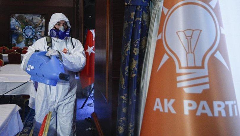 AK Partili vekilin koronavirüs testi pozitif çıktı