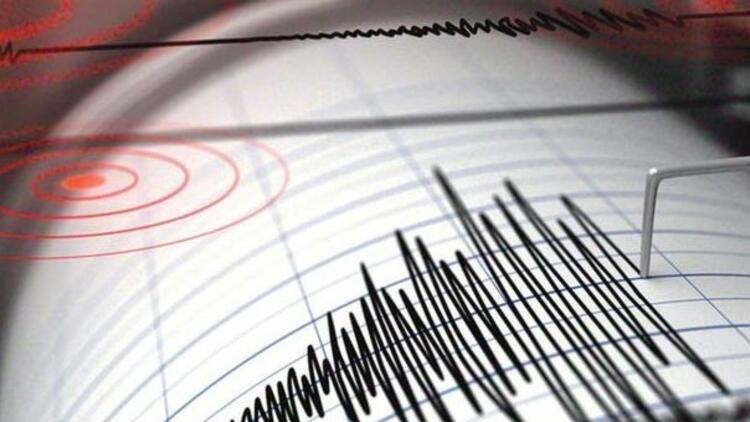 Akdeniz'de 5.4 büyüklüğünde deprem