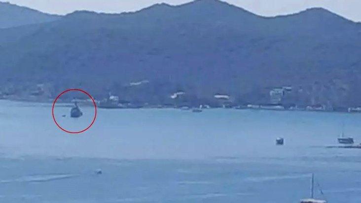 Akdeniz'de sıcak saatler: Türk hücumbotu Kaş'a, Yunan hücumbotu Meis Adası'na yanaştı
