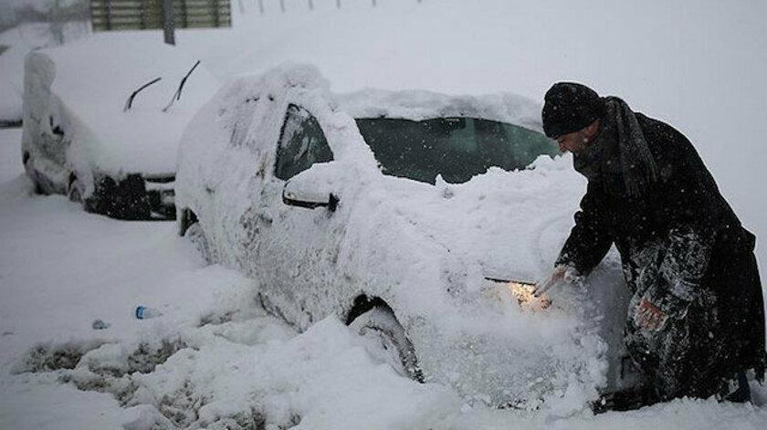 AKOM'dan açıklama: İstanbul'da kar ne kadar sürecek?
