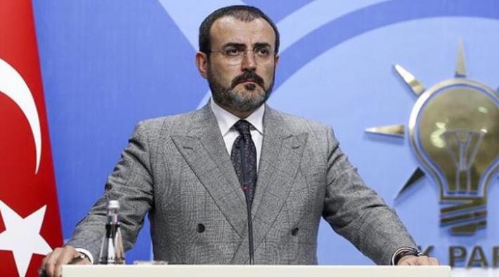 AKP'li Mahir Ünal'dan 'yeşil top' açıklaması: Başarıyla tamamlandı