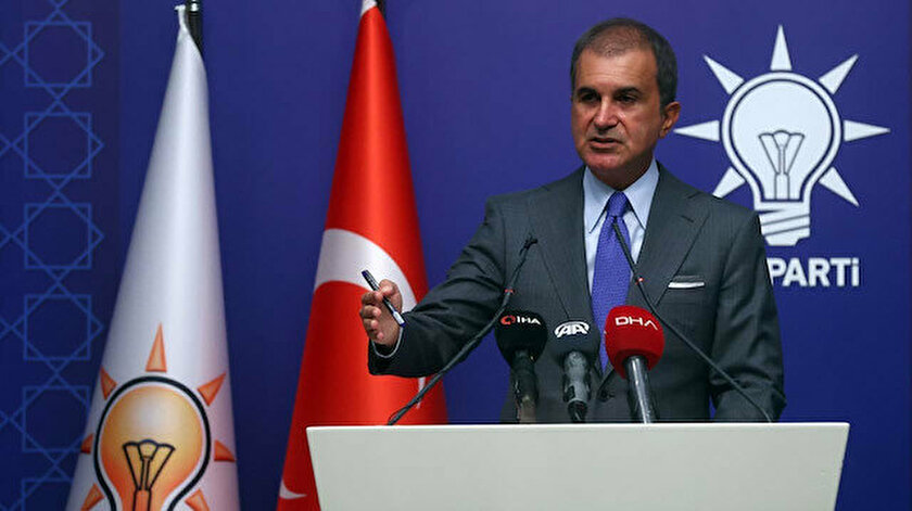 AKP Sözcüsü Çelik: Afganistan'daki geçici hükümet yeterince kapsayıcı olmalı