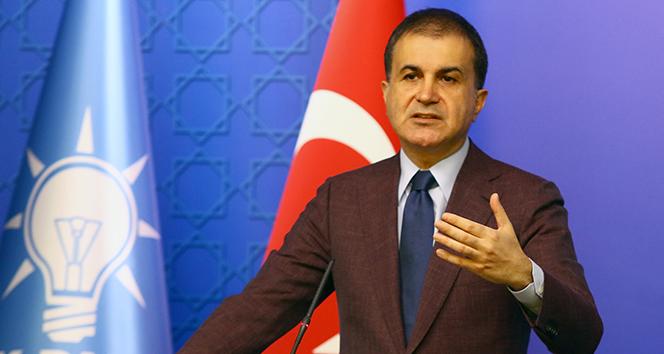AKP Sözcüsü Çelik'ten 'siyasi cinayet' açıklaması