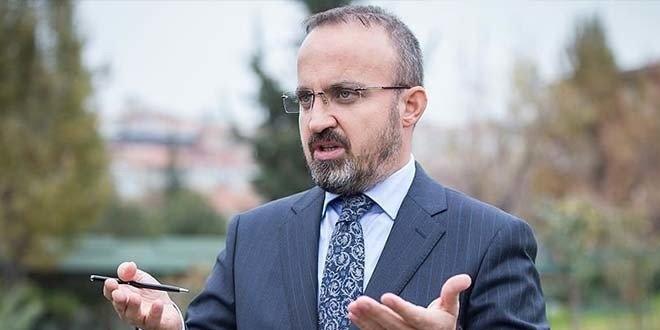 Akparti Grup Başkanvekili Bülent Turan'dan canlı yayında skandal sözler!
