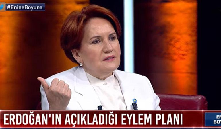 Akşener: Ben o günden beri Türkiye adına çok korkuyorum