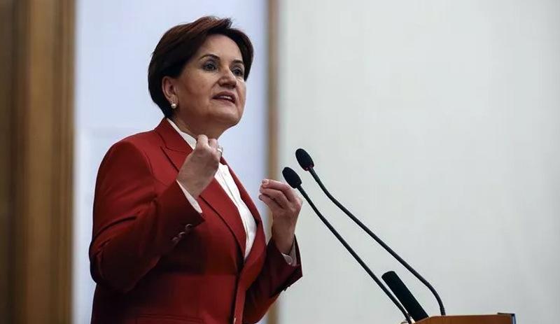 Akşener: Demokrasi çizgisinden ayrılmayan baro başkanlarına teşekkür ediyorum