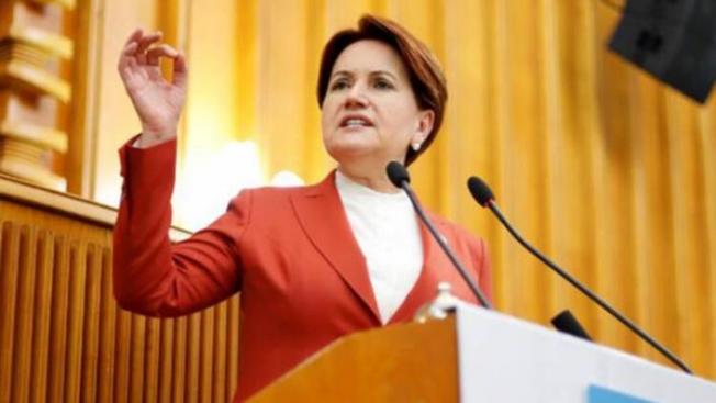 Akşener'den 'HDP kapatılsın' çağrısına ilişkin açıklama