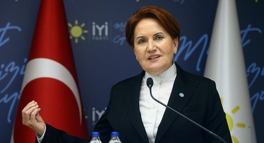 Akşener, Erdoğan'a seslendi: Ne kadar sessiz kalacaksın?