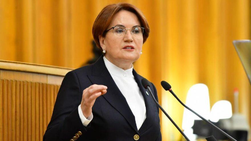 Akşener: Kanunsuz yetkiyle İstanbul Sözleşmesi feshedildi