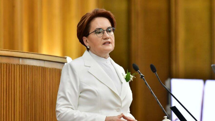 Akşener: Türkiye'yi kimin yöneteceğine sen değil milletimiz karar verecek