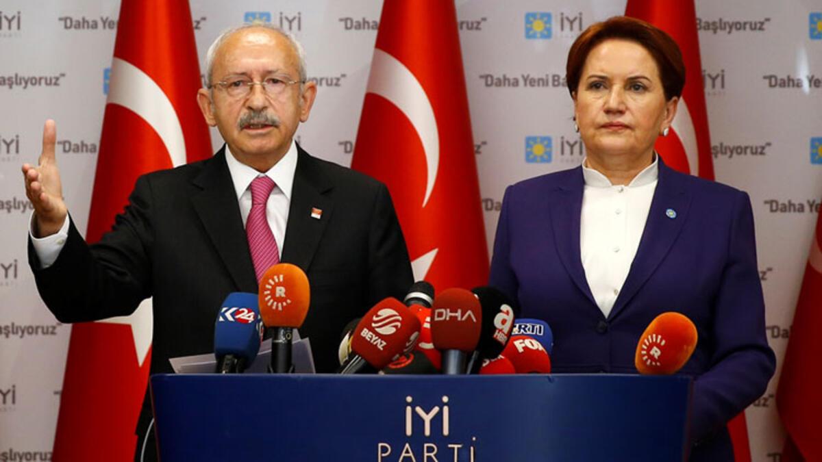 Akşener ve Kılıçdaroğlu'ndan faiz indirimi tepkisi