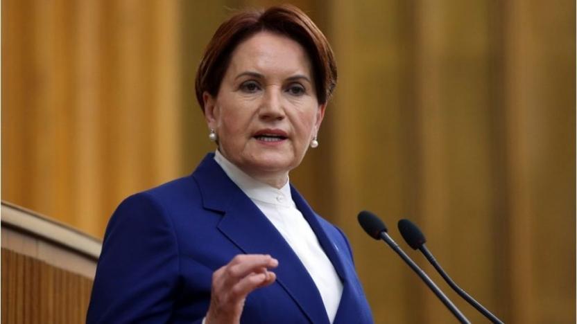 Akşener: Güçlendirilmiş parlamenter sistemin ilk başbakanı olmaya talibim