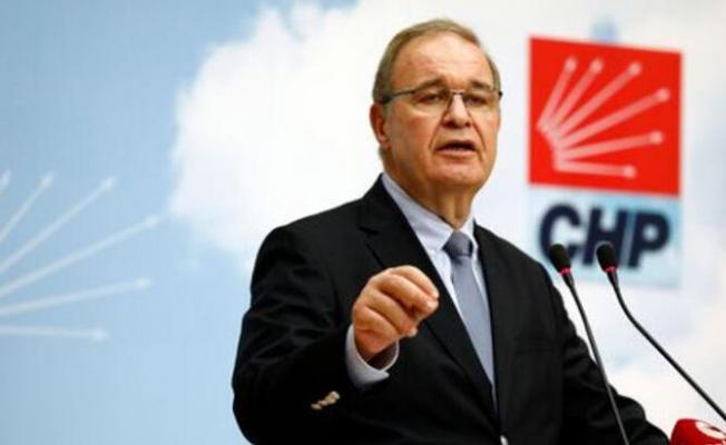 Albayrak'ın istifasının ardından CHP'den ilk açıklama