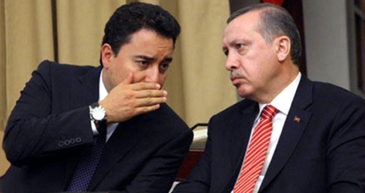 Ali Babacan'dan Erdoğan'ı kızdıracak açıklamalar