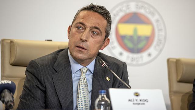 Ali Koç, ikinci kez başkanlığa aday olduğunu açıkladı