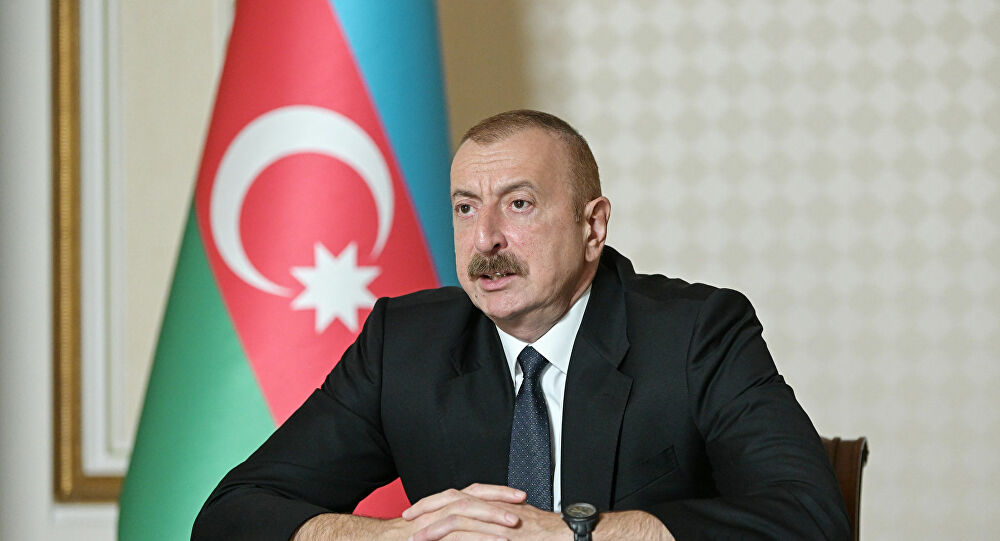 Aliyev'den Ermenistan'a: Kan dökülmesin istiyoruz, çıkın topraklarımızdan