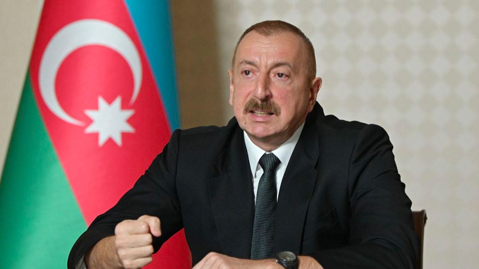Aliyev: Ermenistan'la görüşmelere Türkiye'nin de katılmasını istiyorum