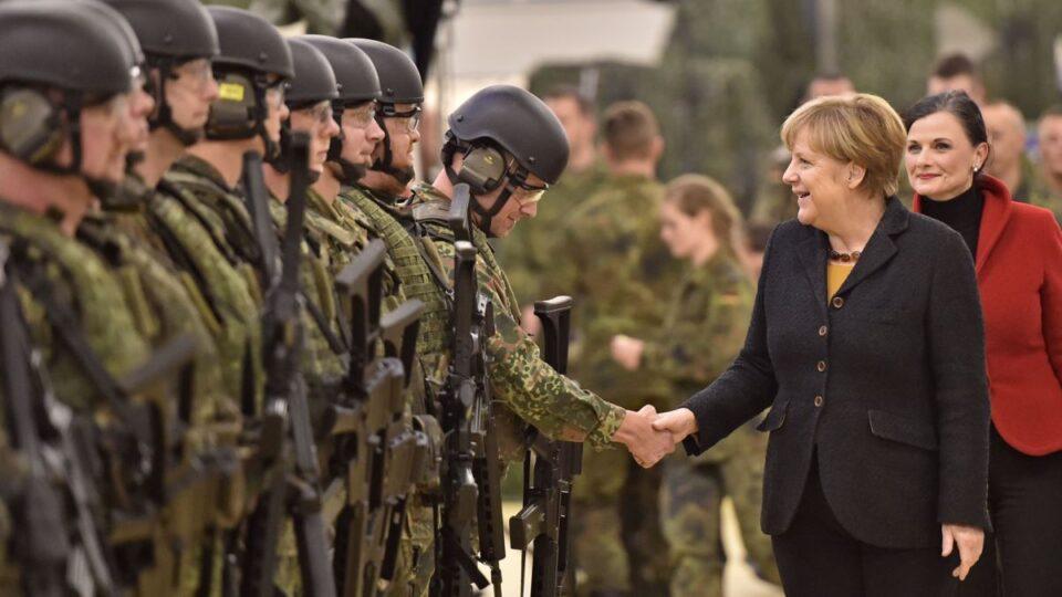 Alman Ordusu'nda Neo-Nazi Temizliği