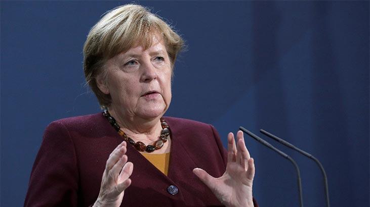 Almanya Başbakanı Merkel: AB aşı pasaportu konusunda hemfikir