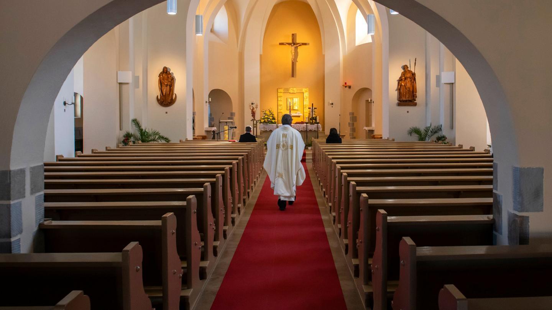 Almanya'da dindarların ülke nüfusuna oranı yüzde 55!