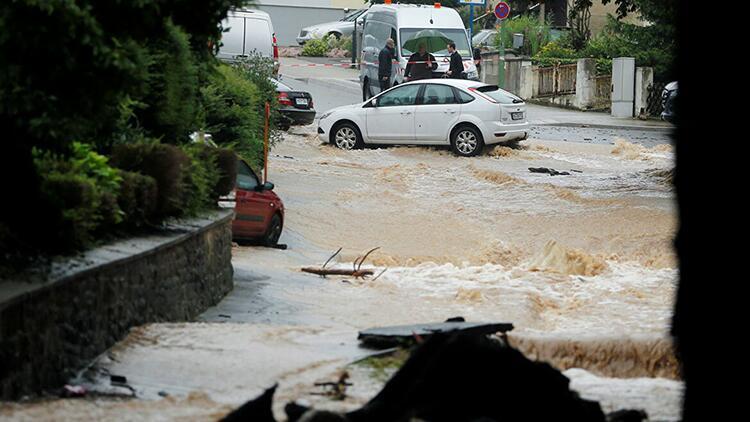 Almanya'da sel felaketi: Ölü sayısı 80'i aştı