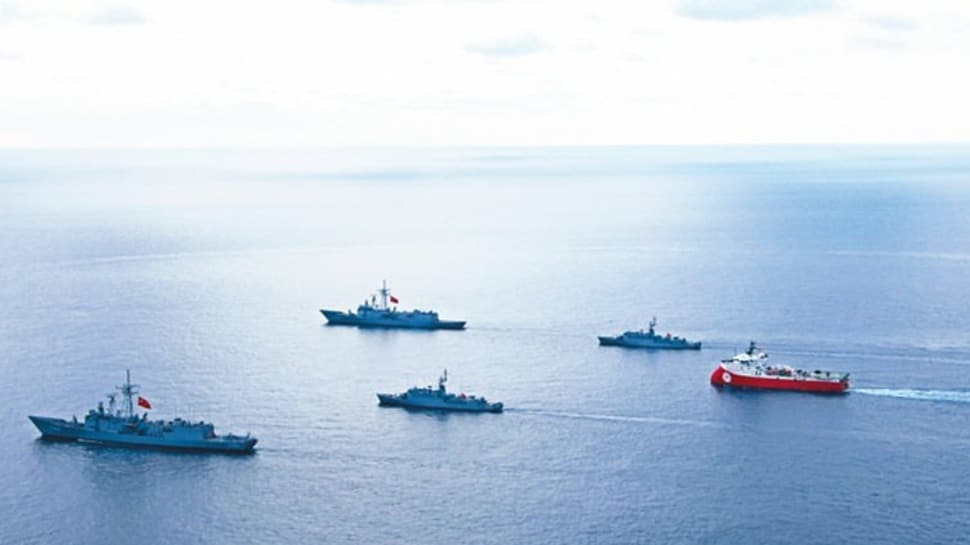 Almanya'dan Türkiye ve Yunanistan'a 'gerilimi azaltma' çağrısı