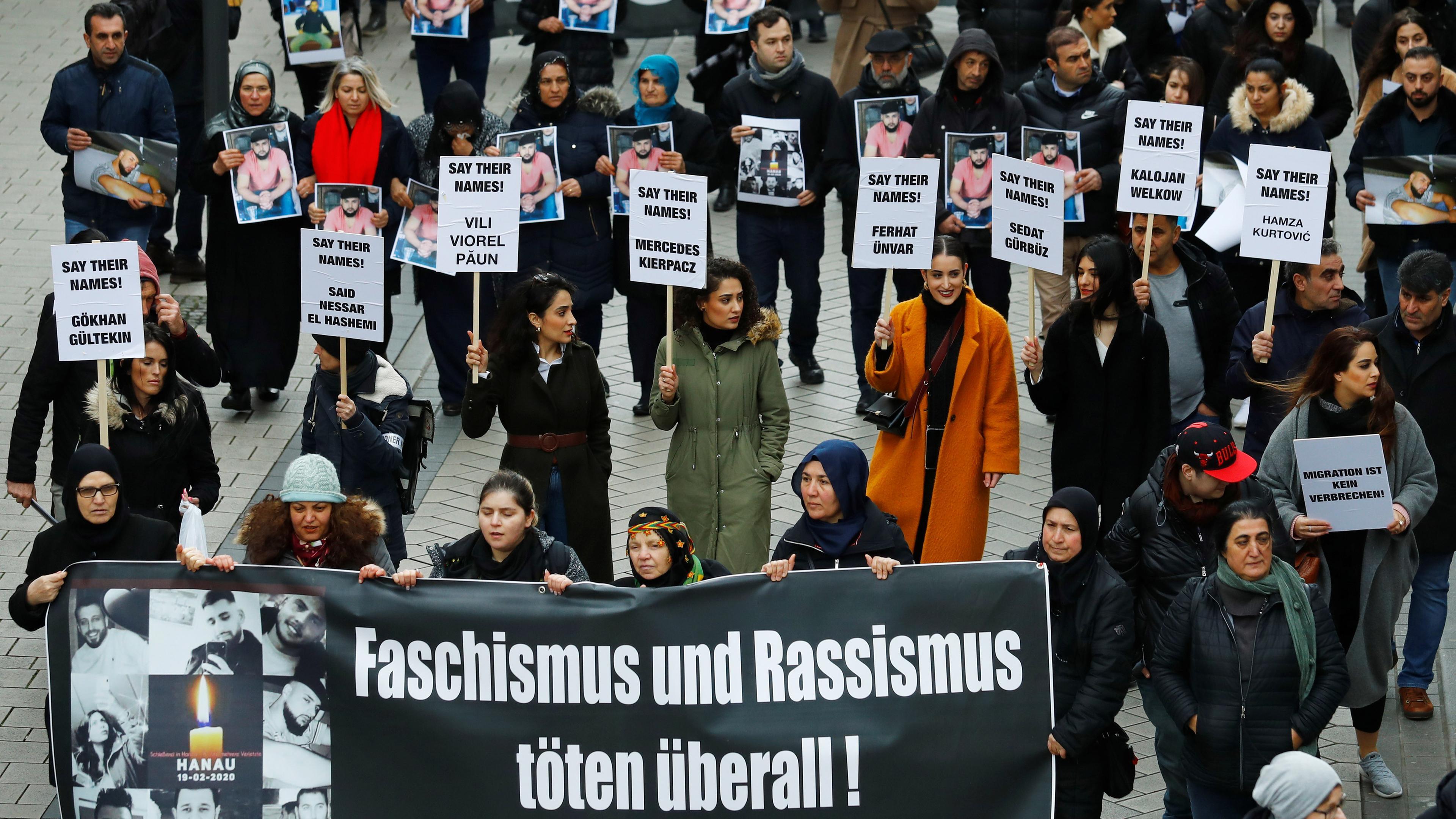 Almanya, Hanau'daki ırkçı saldırı mağdurlarına tazminat ödedi