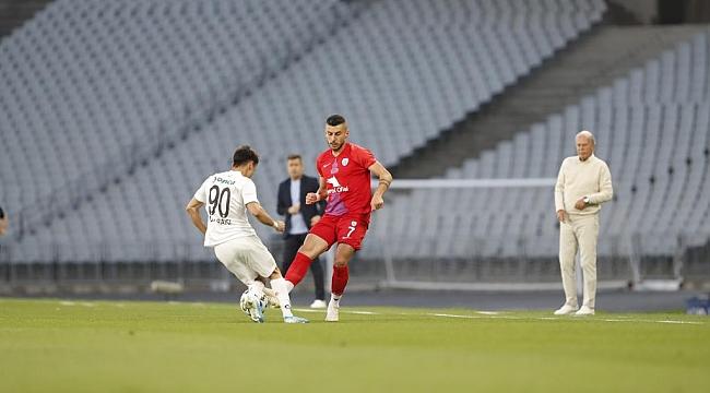 Altay, Süper Lig'e yükseldi