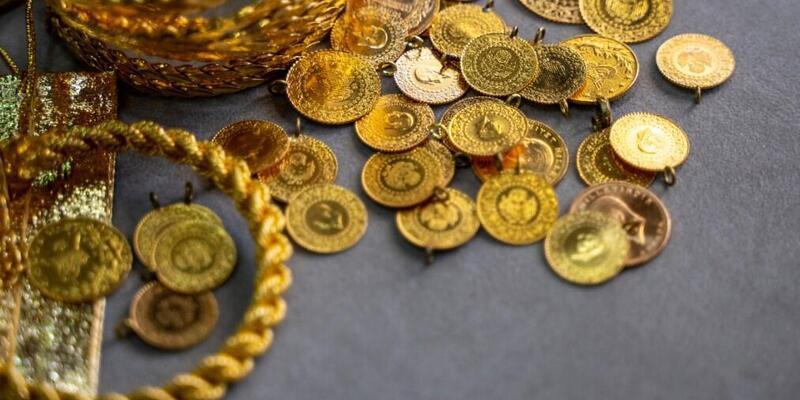 Altın fiyatları son 4 ayın en düşük seviyesine geriledi