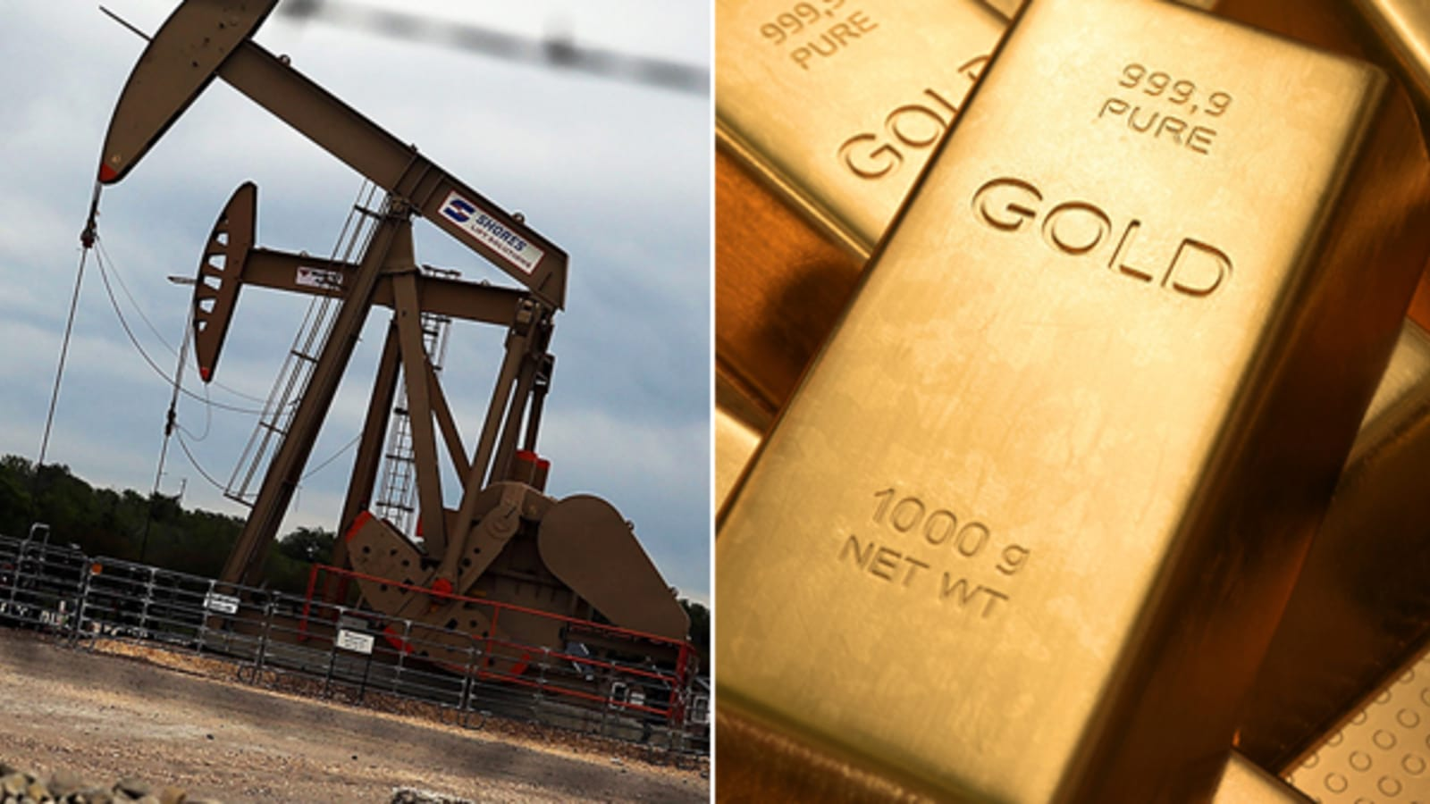 Altın kazandırdı, petrol kaybettirdi