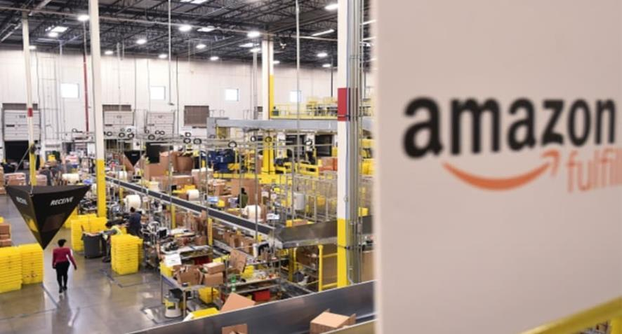 Amazon 19 bin 816 işçinin koronavirüse yakalandığını açıkladı