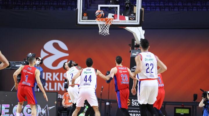 Anadolu Efes, EuroLeague'de finale yükseldi