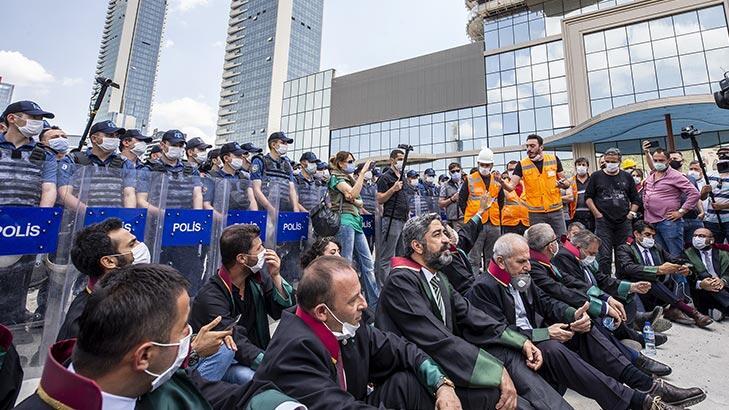 Ankara Barosu'ndan çoklu baroya dava
