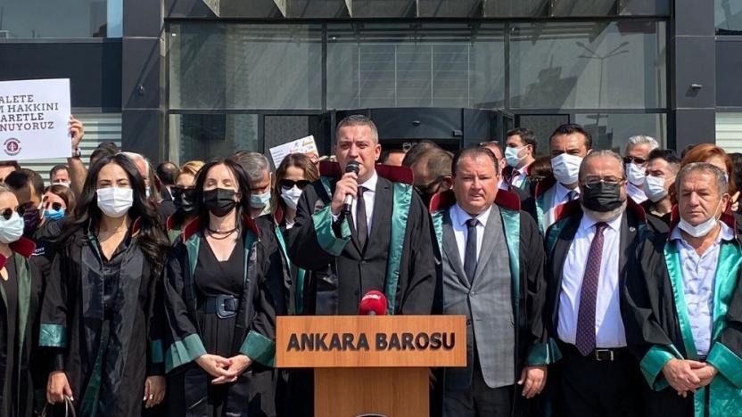 Ankara Barosu seçimleri sonuçlandı: Erinç Sağkan yeniden başkan oldu