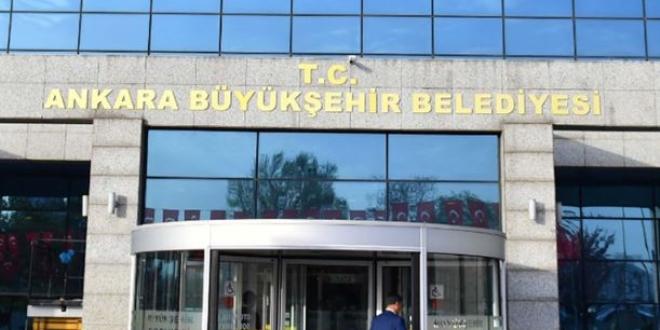 Ankara Büyükşehir Belediyesi'ndeki vaka sayısı artıyor