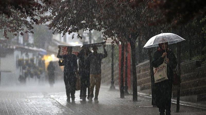 Ankara Büyükşehir Belediyesi'nden kuvvetli yağış uyarısı