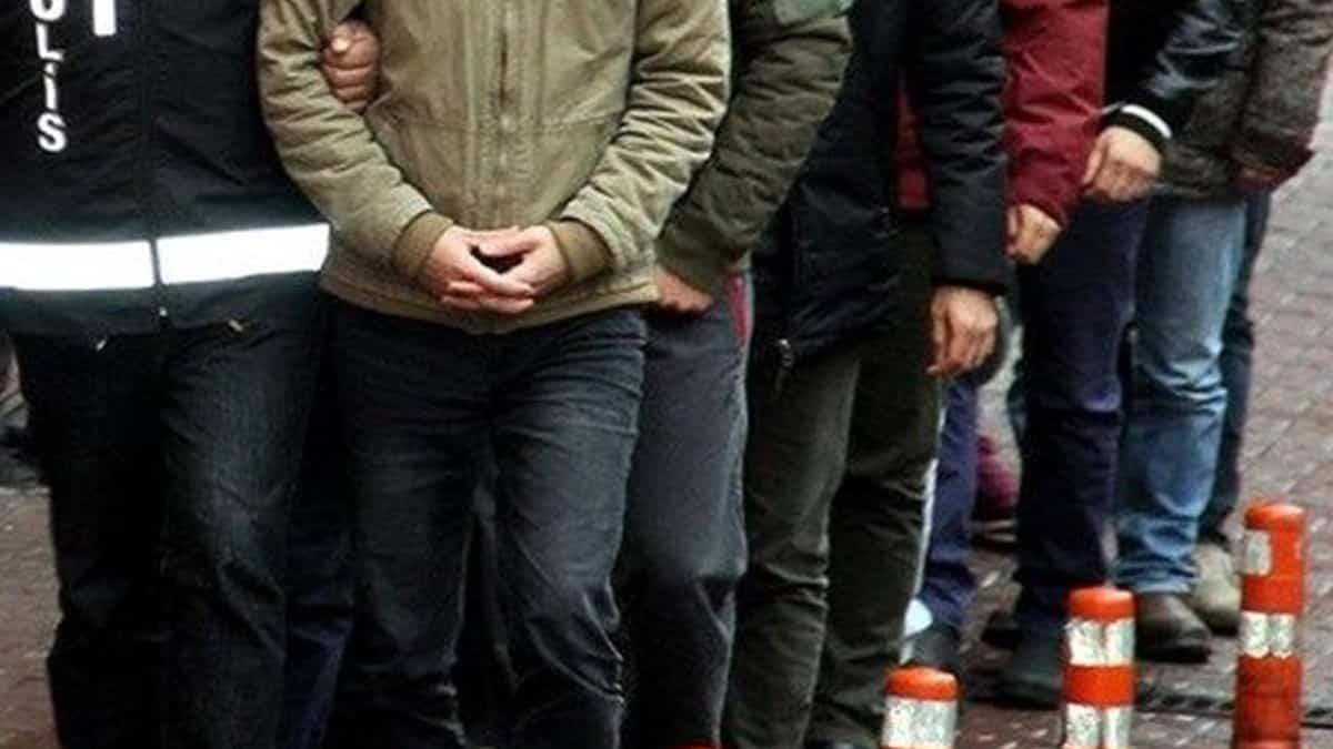Ankara'da gasp çetesine operasyon: 115 gözaltı