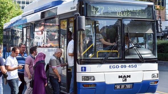 Ankara'da otobüs ve metro seferlerine yeni düzenleme