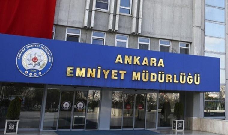 Ankara Emniyet Müdürlüğü: IŞİD'le irtibatlı 18 kişi yakalandı
