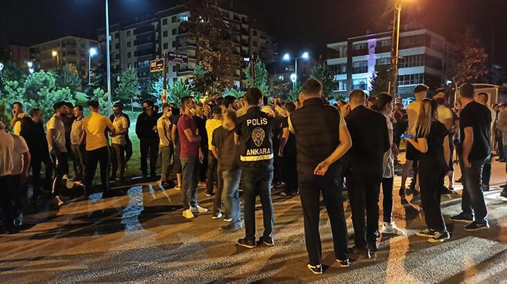 Ankara Emniyet Müdürlüğü'nden Altındağ açıklaması: 72 kişi daha yakalandı