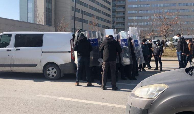 Ankara Tabip Odası Başkanı ile çok sayıda sağlıkçı gözaltına alındı