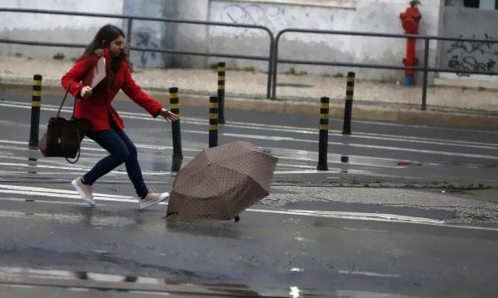 Ankara Valiliği'nden 'fırtına' uyarısı