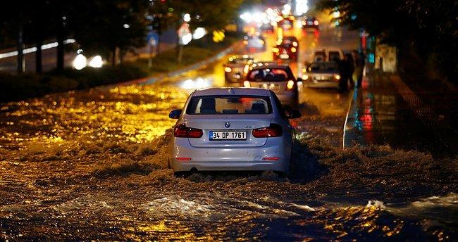 Ankara Valiliği'nden sel uyarısı