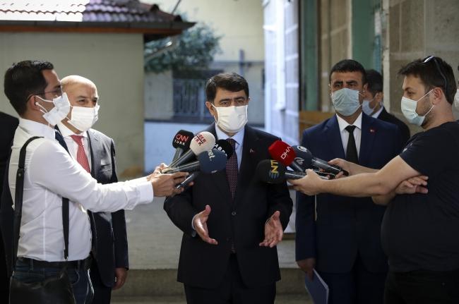 Ankara Valisi Şahin: Vaka artış hızımız yavaşladı